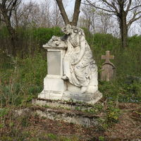 Öreg temetők, régi sírok és szakrális emlékek Csóron