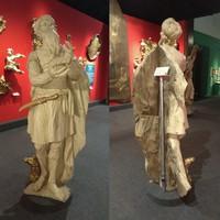 A bazilika szobrai átköltöztek a képtárba