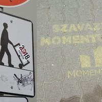 Politika az utcán