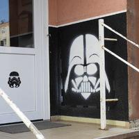 Vader nagyúr is megjelent