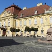 Fehérvár palotái