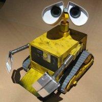 Építs magadnak saját Wall-E-t!