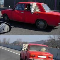 Kérdés: Milyen autó van a képen?