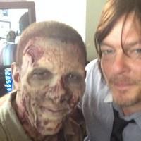 Daryl Dixon is fél a zombiktól!
