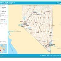 Mit rejt a Nevada sivatag?