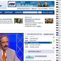 Egy új magyar televíziós honlap