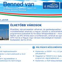 Új közigazgatási honlap