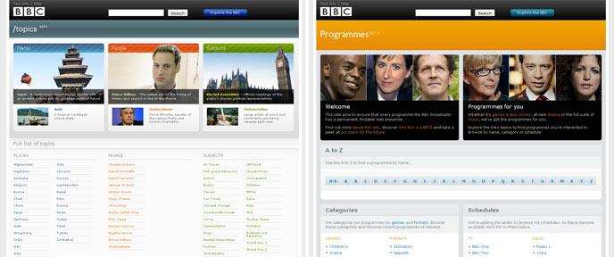 bbc szolgáltatások