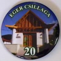 Eger Csillaga 20