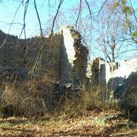 Pálos kolostor és templom romjai (Szentlélek, Bükk)
