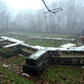 Pálos templom és kolostor romjai (Klastrompuszta, Pilis)
