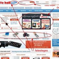 Photohall.hu fényképezőgép vásárlás