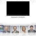 Pártok weblapjai az Európa Parlamenti választás tükrében