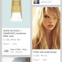 4 ámulatba ejtő iPhone alkalmazás: Pinterest