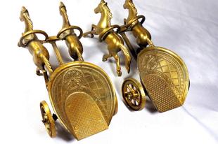 Mi köze van a rakétagyártásnak a római fogatok lovaihoz?