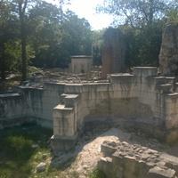 Domonkos kolostorrom, / Margitsziget, Budapest, 58