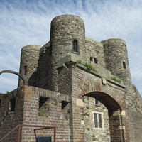 Ypres Tower, / Rye, Sussex, UK, 102