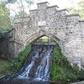 Mesterséges középkori vizesés (Cascade) / West Malling, Kent, UK, 107