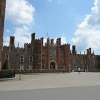 Hampton Court Palota, /Richmond, London, 41