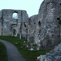 A Lewes-i monostor rom, / Lewes, East Sussex, UK, 114