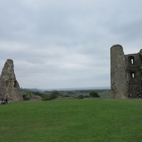 Hadleigh Castle / Leigh-on-Sea, UK, 95