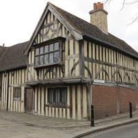500 éves ház, / Church Lane, Walthamstow, London, 79