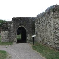 Waltham abbey (apátság) romjai, / Waltham Cross, Essex, UK, 49
