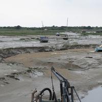 Az árapály szépsége, / Leigh on Sea, - Chalkwell beach, UK, 93