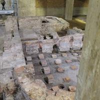 Római ház és fürdő / Billingsgate house, Lower Thames St, London, 104