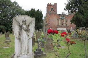 Evangélikus templom romjai (St.John's church) / Stanmore, London,59