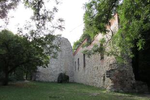 Ferences kolostor maradványai a Margitszigeten, / Margitsziget, Budapest, 57