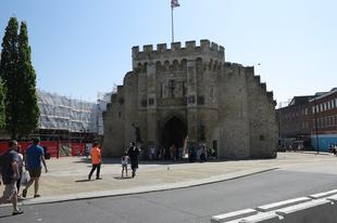 Középkori városfal Southampton körül / Southampton, UK, 88
