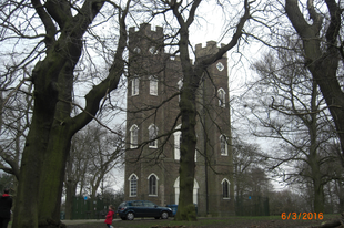 Severndroog-i vár, /Shooters Hill, London, UK, 23