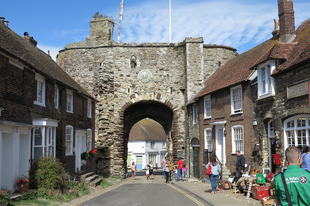 Városkapu (Landgate 1340) / Rye, Sussex, UK, 103