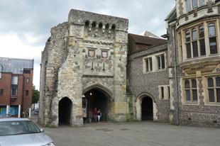 Arthur király kerekasztala, /Winchester, UK, 44