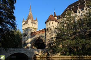 Vajdahunyad vára, /Városliget, Budapest, 39