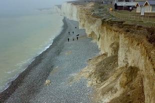 Seven Sisters sziklái, /Eastbourne, 05