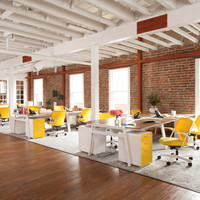 Egy iroda, ahová öröm lenne bejárni