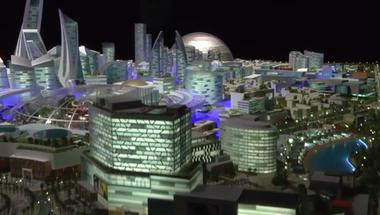 Világpláza nyílik Dubajban