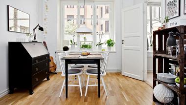 Lakástúra - Stockholmi csoda lak
