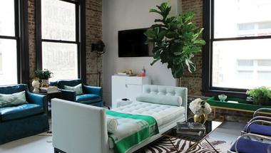 Egy lakás, Szex és New York stílusban