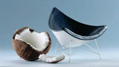 sTÍluSoK és fOrMák - Coconut Chair