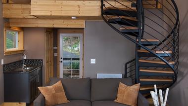 Lakástúra - Egy zseniális mini-ház belső tere