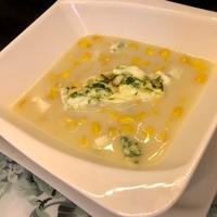 Kukorica leves, petrezselymes tojással