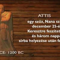 Jézus vs Attis