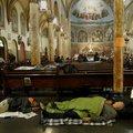 Hajléktalanoknak valók a templomok