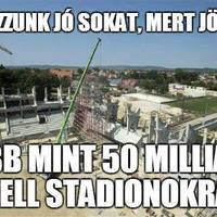 Stadion adó