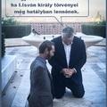 Nick Vujicic elgondolkoztatta Orbán Viktort