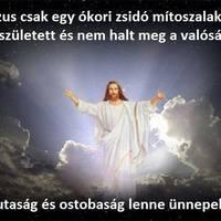 Jézus csak egy zsidó mítoszalak