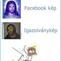 Jézuska két arca